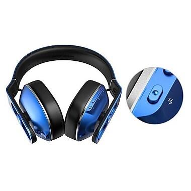 1More Over-ear Bluetooth Headphones, Blue (MK802Blue)