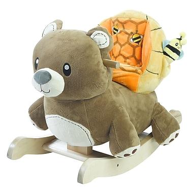 Rockabye Honey Bear Rocker (85080)