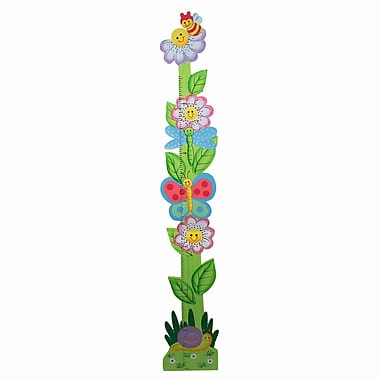 Teamson Fantasy Fields Magic Garden Growth Chart (TD-0072A)
