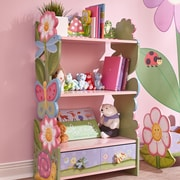 Teamson Fantasy Fields Magic Garden Bookshelf (W-7500A)