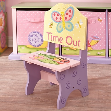 Teamson Fantasy Fields Magic Garden Time Out Chair (TD-0092A)