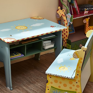 Teamson Fantasy Fields Sunny Safari Desk (W-8267A1)