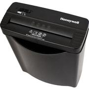 Honeywell 9306 0.38 cu ft. 6-Sheet Strip-Cut Shredder , Black (9306)