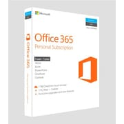 Microsoft – Office 365 Personnel, abonnement d'un an
