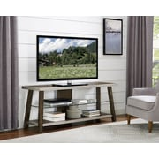 """Brassex Scottsdale 60"""" TV Stand, Brown (SIC675-60)"""