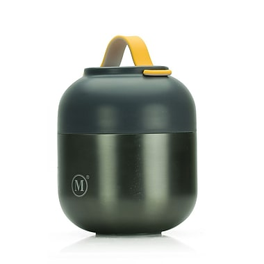 Minimal V2 Stainless Steel Double Wall Vacuum Insulated Food Jar, 500ml