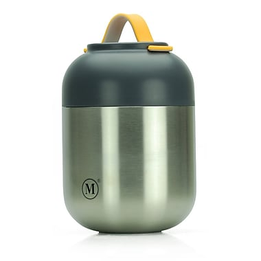 Minimal V2 Stainless Steel Double Wall Vacuum Insulated Food Jar, 700ml, Classic