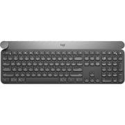 Logitech Craft Advanced Keyboard With Creative Input Dial, (920-008484)