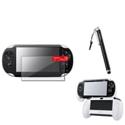Insten® 1035011 3-Piece Game Others Bundle For Touch Screen Stylus/Sony PlayStation Vita