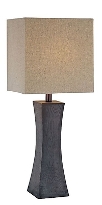 Loon Peak Melchior 27'' Table Lamp; E27 Type A 100W WYF078282124706