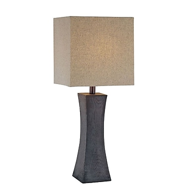 Loon Peak Melchior 27'' Table Lamp; E27 CFL 25W