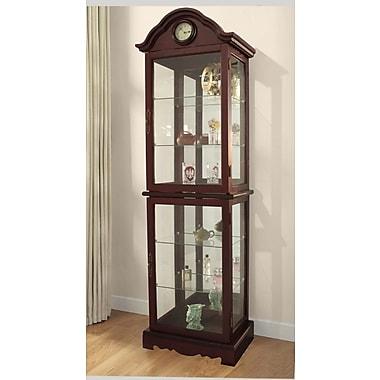 Astoria Grand Inglaterra Curio Cabinet