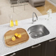 MRDirect 20'' L x 18'' W Undermount Kitchen Sink