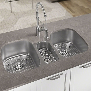 MRDirect 43'' x 21'' Undermount Kitchen Sink