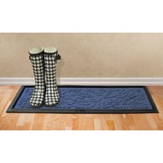 Red Barrel Studio Conway Fall Day Boot Tray; Navy