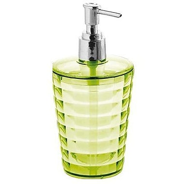 Ebern Designs Becerra Soap Dispenser; Avocado Green