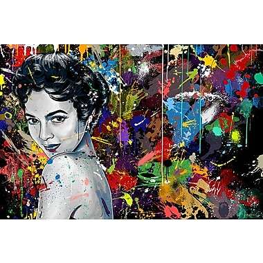 Latitude Run 'Dorothy' Graphic Art on Wrapped Canvas; 30'' x 20''
