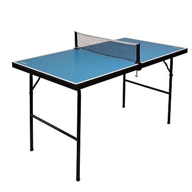 Joola Connect Mini Table Tennis Table; Light Green
