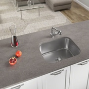 MRDirect 24'' L x 18'' W Undermount Kitchen Sink