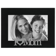 Winston Porter Ladoga I Love Mom Picture Frame