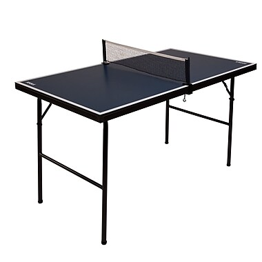 Joola Connect Mini Table Tennis Table; Midnight Blue