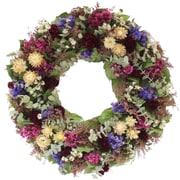 Ophelia & Co. Fabulous Flowers 18'' Wreath