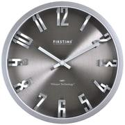 Orren Ellis Kilgore 10'' Steel Dimension Wall Clock