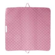 KidiComfort Teepee Floor Mat; Soft Pink