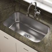 MRDirect Stainless Steel 31'' x 19'' Undermount Kitchen Sink