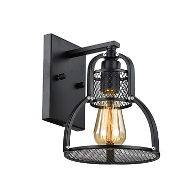 17 Stories Demitri 1-Light Wall Sconce