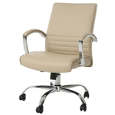 Latitude Run Saylor Office Chair; Beige