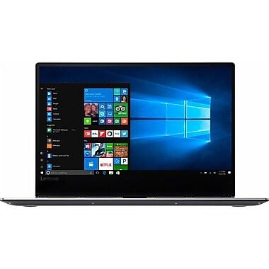 Lenovo - Portatif à écran tactile Yoga 910 80VF00FQUS 13,9 po, 2,7 GHz Intel Core i7-7500U, SSD 256 Go, 8 Go DDR4, Windows 10