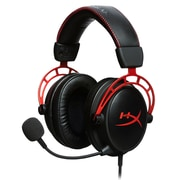 HyperX Cloud Alpha Pro Gaming Headset for PC, PS4 & Xbox One, Nintendo Switch, (HX-HSCA-RD/AM)