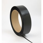 "Staples Polyester Strapping, 5/8"" Width, 1,100lb Strength, Black (5830116B36)"