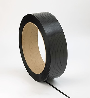 Staples Polyester Strapping, 5/8