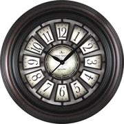 Red Barrel Studio Oversized Tosha 29'' Wall Clock