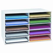 Rebrilliant Classroom Construction Paper Storage