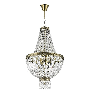 Astoria Grand Weisser 5-Light Empire Chandelier