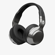 Skullcandy Hesh 2 Wireless Over-the-Ear Headphones, Black, (S6HBHY-516)