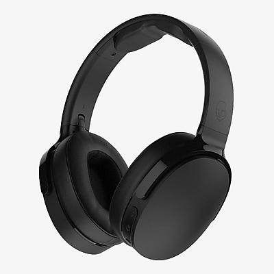 Skullcandy Hesh 3 Wireless Over-the-Ear Headphones, Black, (S6HTW-K033)
