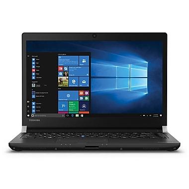 Toshiba - Portatif PORTEGE PT385C-04D00D 13,3 po, Intel Core i7-7600U 2,8 GHz, SSD 256 Go, DDR4L 8 Go, Windows 10 Pro
