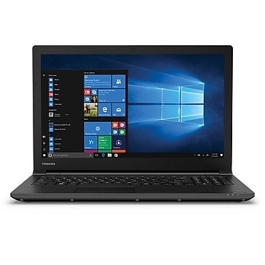 Toshiba - Tecra PS585C-039021 15,6 po, 3,1 GHz Intel Core i7-7500U, SSD 256 Go, SSD 8 Go, Windows 10 Professionnel