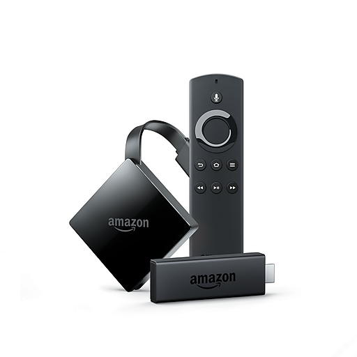 Amazon Fire TV with 4K Ultra HD and Alexa Voice Remote (B01N32NCPM)