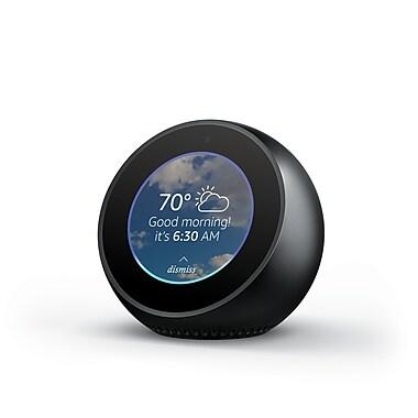 Amazon - Echo Spot - Black