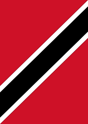 Toland Home Garden Trinidad and Tobago Garden Flag