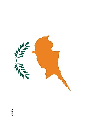 Toland Home Garden Cyprus Garden Flag