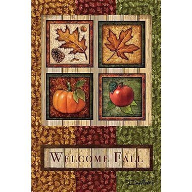 Toland Home Garden Welcome Fall Garden Flag
