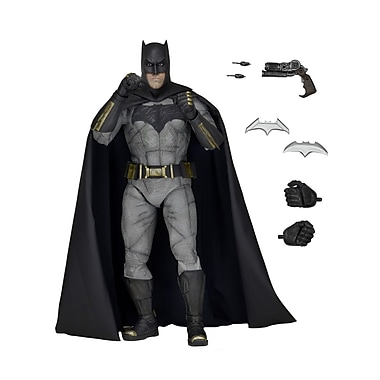 NECA - Figurine Batman VS Superman: Dawn of Justice à l'échelle 1/4