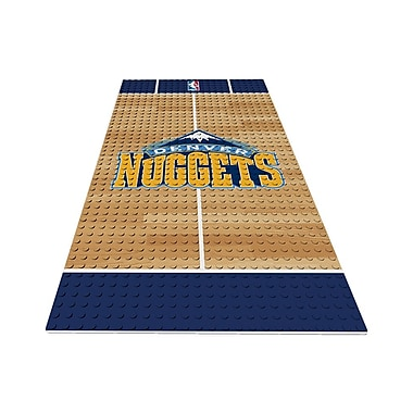 OYO Sportstoys Display Plate Denver Nuggets