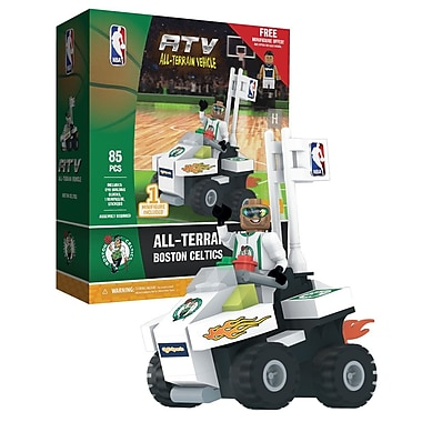 OYO Sportstoys ATV with Super Fan Boston Celtics